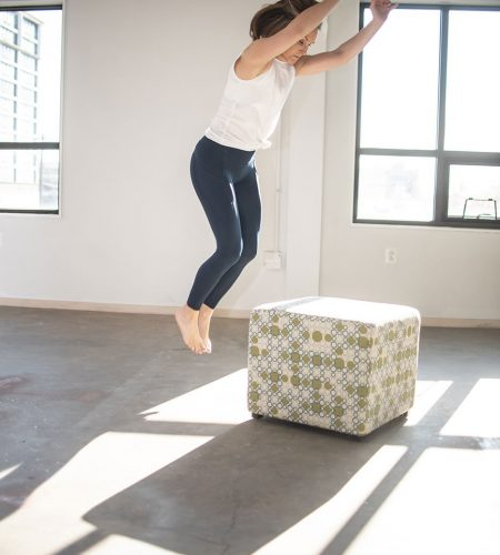 Fitness jumping