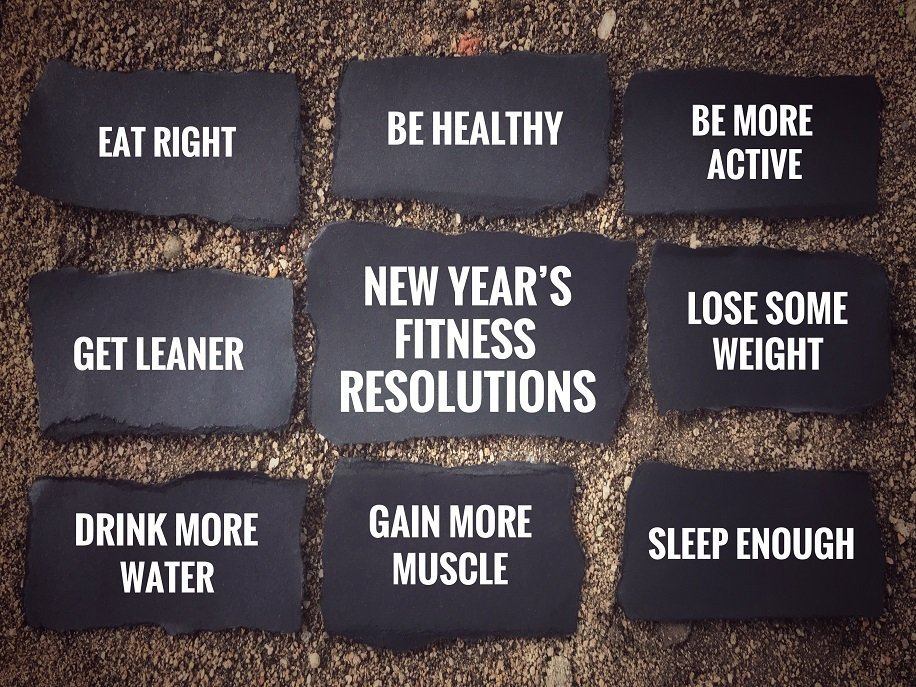 Myth #6: You don't have to write your New Year's resolutions down. Just saying them counts.